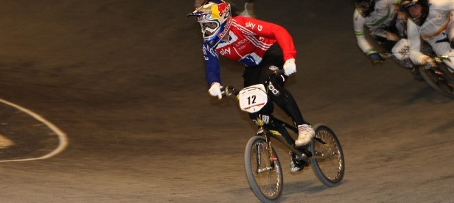 Rule 5 picked for BMX World Cup in Manchester