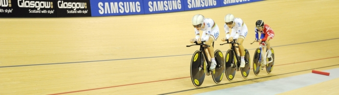 UCI Track Cycling World Cup Glasgow 2012