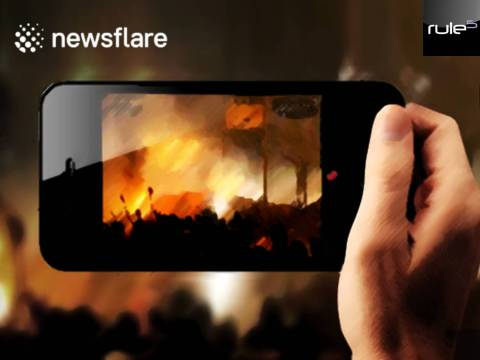 Newsflare featured