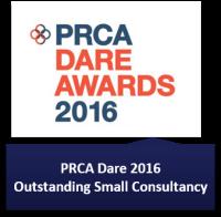 PRCA Dare 2016