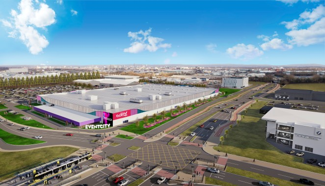 EventCity's future vision to be supported by Rule 5
